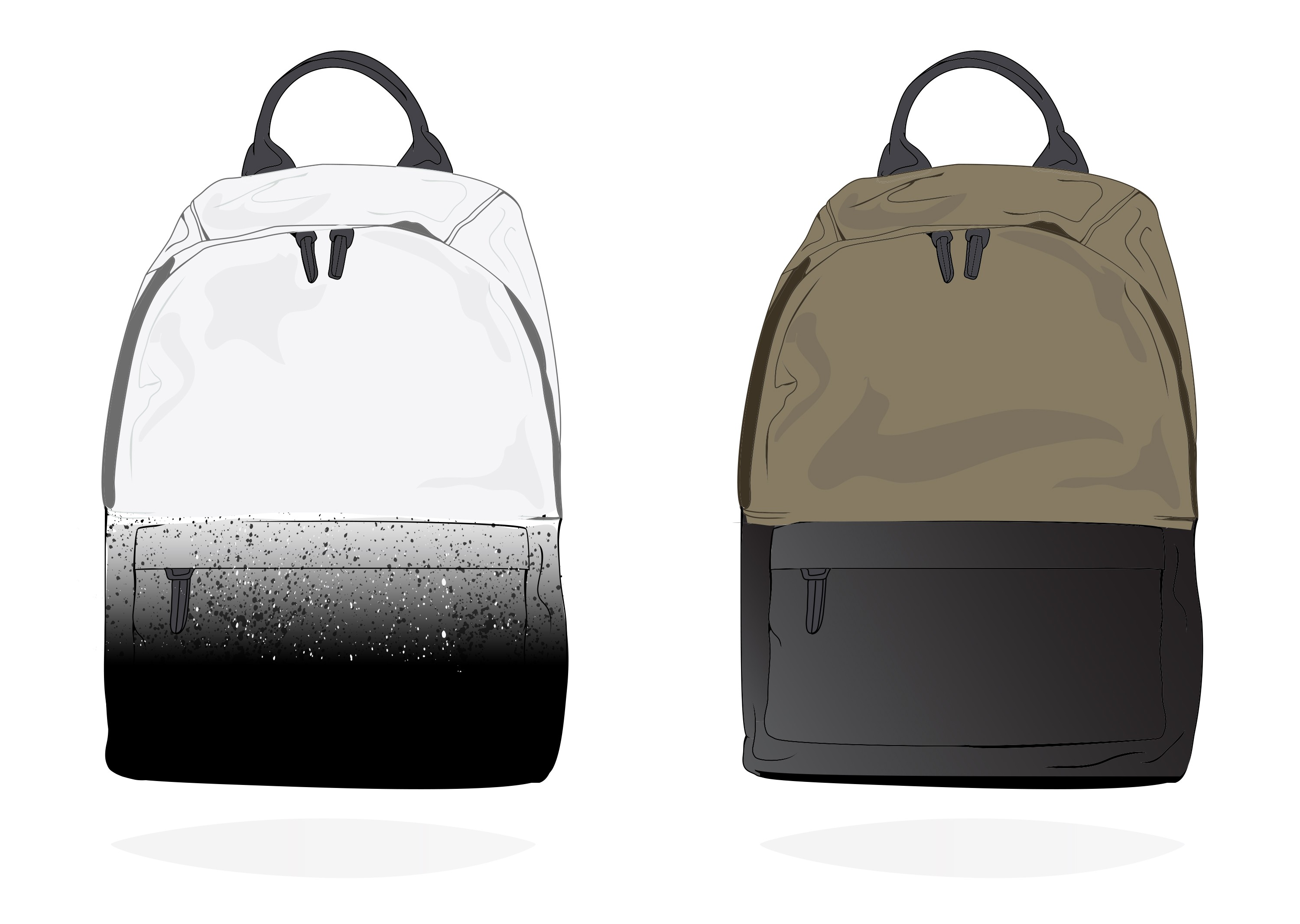McQ Backpacks
