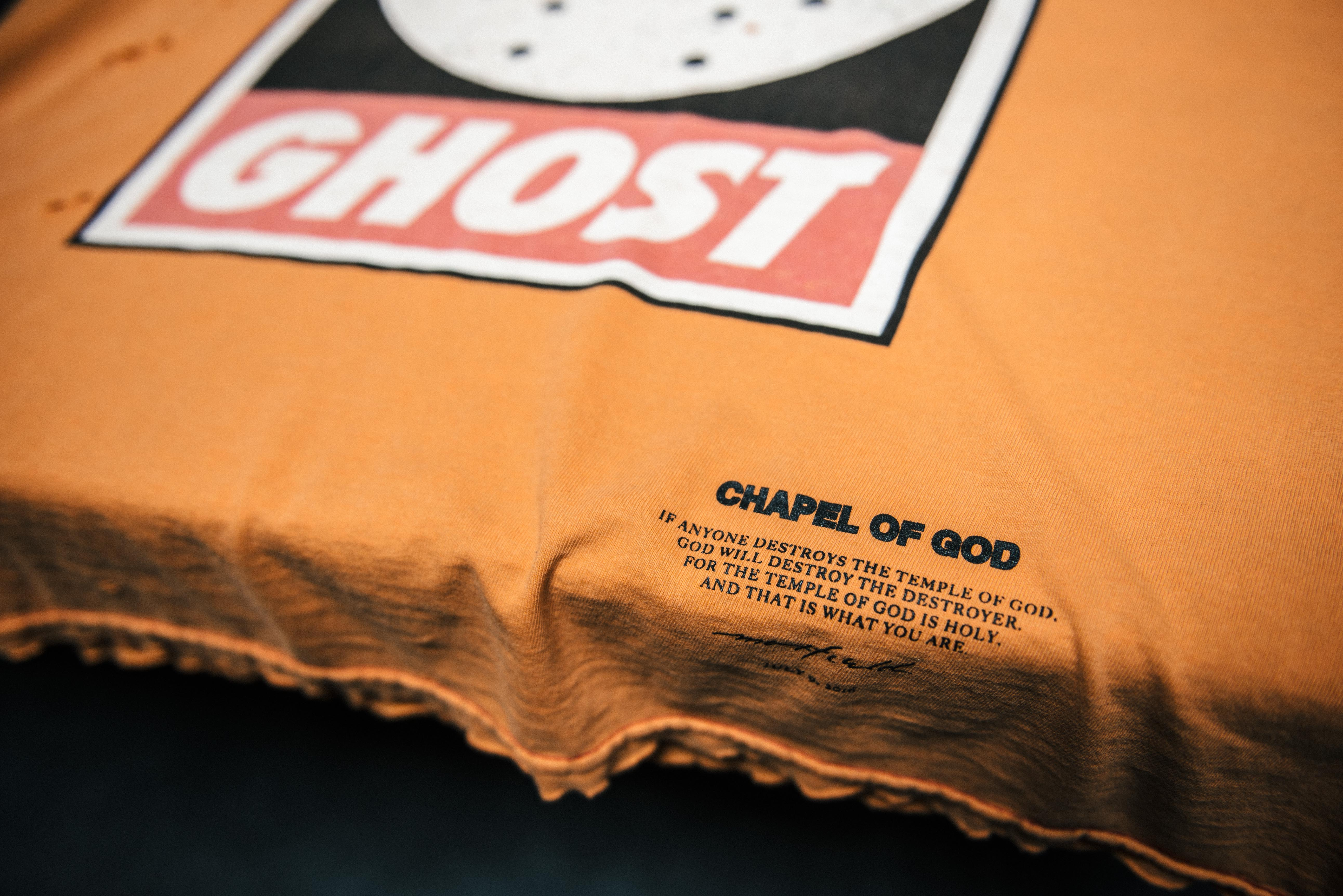 "Fear of God x Chapel NYC ""Chapel of God"" release at Maxfield in Los Angeles"
