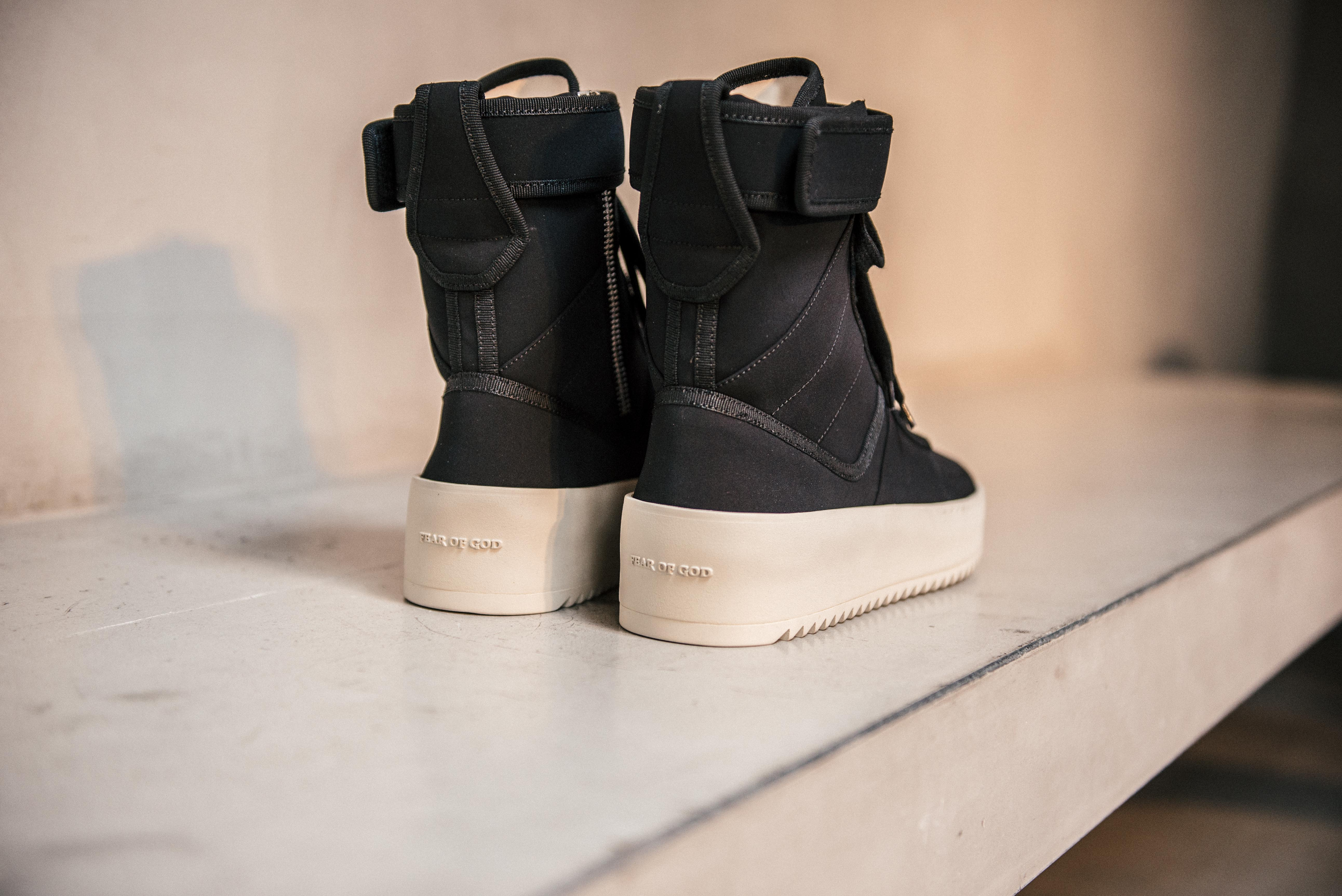 """Fear of God x Chapel NYC """"Chapel of God"""" release at Maxfield in Los Angeles"""