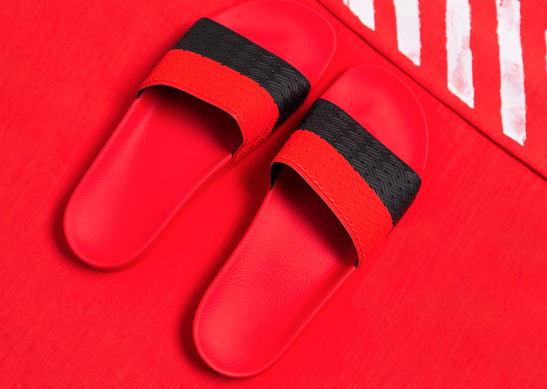 Adidas Raf Simons Slides