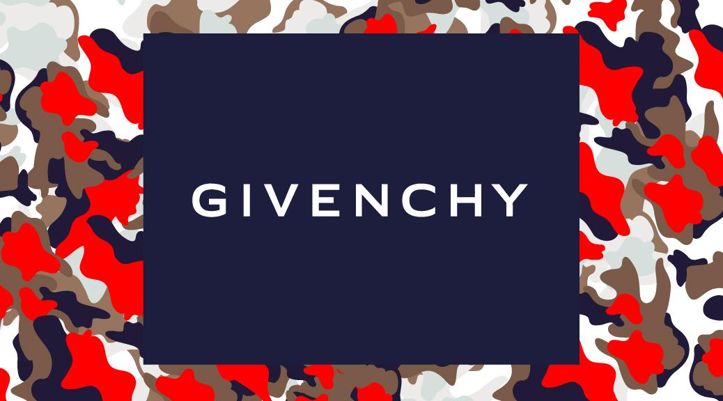 GivenchyCamo