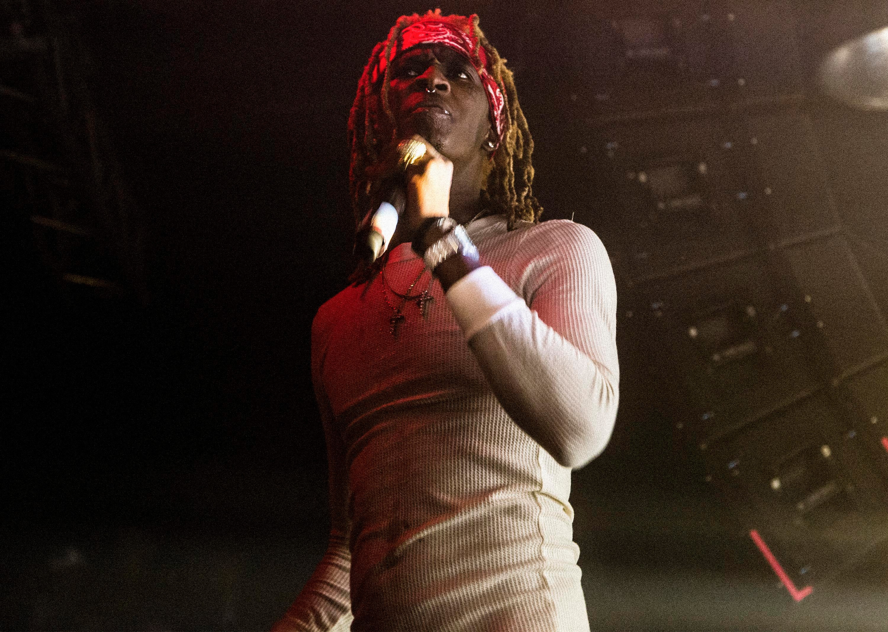 Travis Scott Young Thug Rodeo Tour Chicago