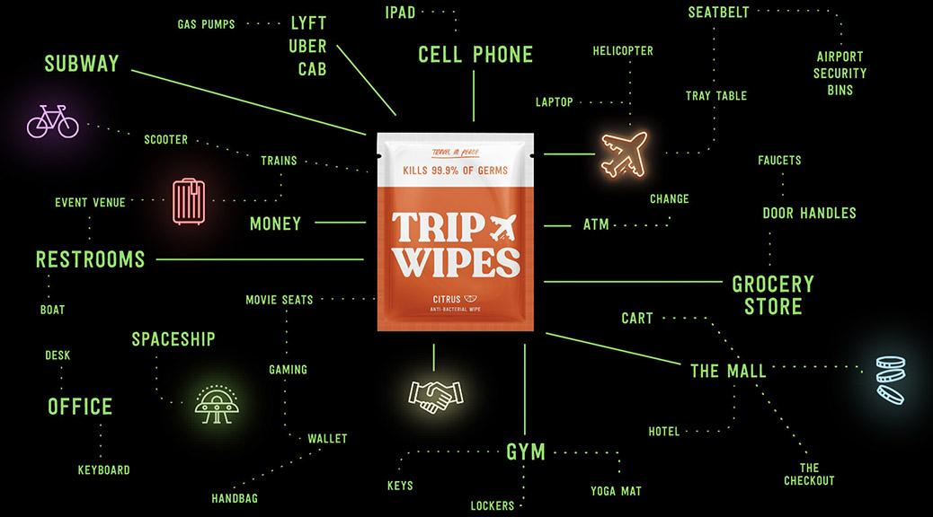 tripwipes
